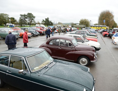 SOMERSET SHOW GIVES CAR OWNERS THE CHANCE TO SHINE