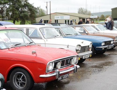 SEVEN REASONS TO ATTEND THE FOOTMAN JAMES CLASSIC VEHICLE RESTORATION SHOW 2019