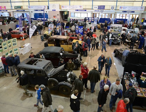 HERE ARE THE TOP FIVE REASONS TO VISIT THE 17TH FOOTMAN JAMES CLASSIC VEHICLE RESTORATION SHOW…