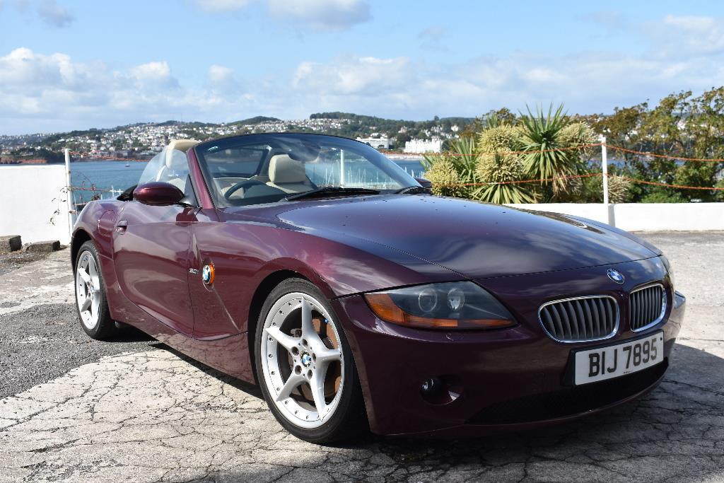 2003 24 3.0i BMW Roadster