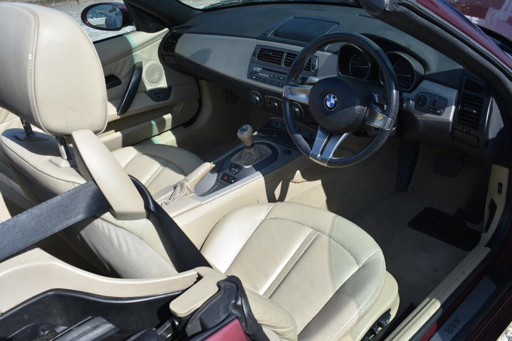 2003 BMW 24 3.0i Roadster