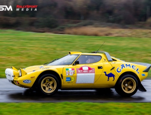 LOMBARD RALLY BATH TO BRING RALLY TRACKS AND HISTORIC CARS TO THE CLASSIC VEHICLE RESTORATION SHOW