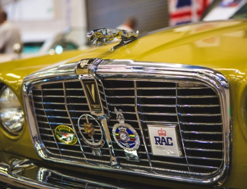 SIX reasons to attend the Footman James Classic Vehicle Restoration Show this weekend