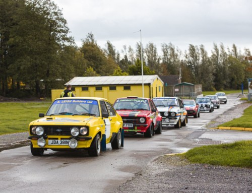 Memorable weekend of rallying, vintage cars and amazing exhibits